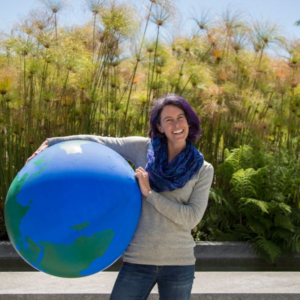 How Rebecca Anderson Uses Videos to Educate the World About Climate Change