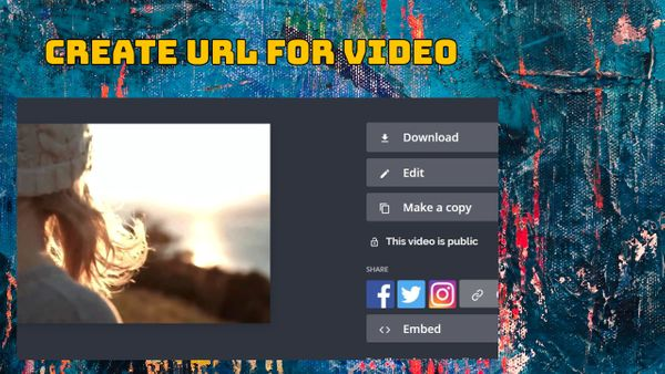 How to Create a URL Link for a Video
