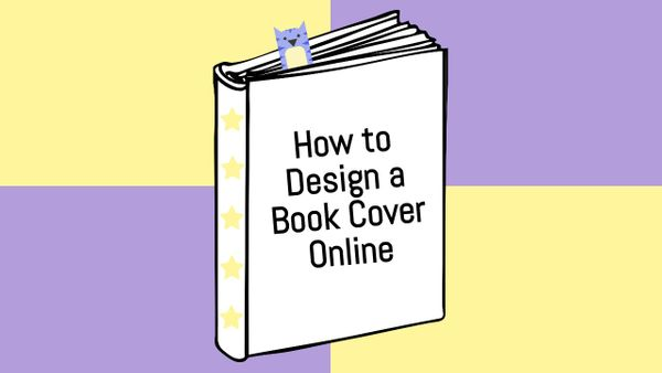 How to Design a Book Cover Online